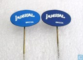 Speldjes, pins en buttons - Imperial - Imperial Breda [donkerblauw]
