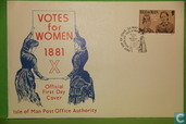 Woman Suffrage 1881-1981