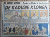 Comic Books - Willy and Wanda - De kaduke klonen