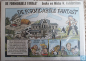 Comic Books - Willy and Wanda - De formidabele fantast