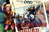 Comic Books - Otto [Stapel] - De zoon van Sigurd