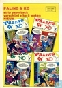 Comics - Clever & Smart - Paling en Ko strip-paperback 14