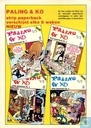 Comic Books - Mort & Phil - Paling en Ko strip-paperback 8