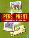 Pers in prent - Press Cartoon Belgium 2002
