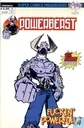 Comics - Powerbeast - Powerbeast