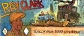 Comics - Ray Clark - Rally der 1000 gevaren