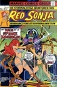 Comic Books - Red Sonja - Het web van de spinnekoningin