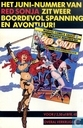 Bandes dessinées - Red Sonja - De zonen van Quillos + De troon van de Cobra