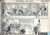 Strips - Nero [Sleen] - De bende van Lamu