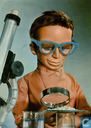 Ansichtskarten  - Thunderbirds - 10 - Brains, uitvinder van International Rescue