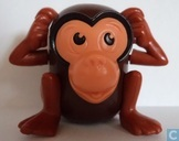 Monkey 1 piggy bank