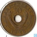 East Africa 10 cents 1950