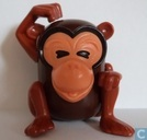 Monkey 3 piggy bank