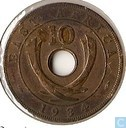Oost-Afrika 10 cents 1934