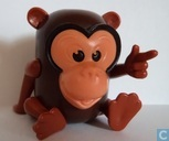 Monkey 4 piggy bank