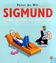 Comic Books - Sigmund - Pillen, praten en patiënten