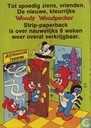 Bandes dessinées - Andy Panda - Woody Woodpecker strip-paperback 7