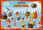 Figures and statuettes  - Chicken Little - Runt of the Litter