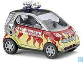 Smart Fortwo Coupe 'Feuerwehr Lindau'