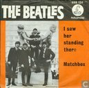 Platen en CD's - Beatles, The - I Saw Her Standing There