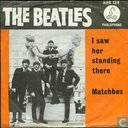 Vinyl records and CDs - Beatles, The - I Saw Her Standing There