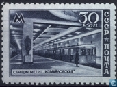 Moscow metro expansion