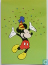 Geen tekst - Mickey Mouse