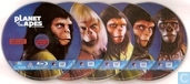DVD / Video / Blu-ray - Blu-ray - Planet of the Apes - 40 jaar evolutie