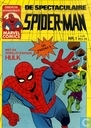 Comic Books - Hulk - De spectaculaire Spider-Man 1