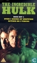 The Incredible Hulk - Box Set 1 [lege box]