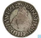 Denemarken 1 mark 1612