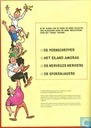 Comic Books - Willy and Wanda - De poenschepper + Het eiland Amoras + De nerveuze Nerviers + De spokenjagers