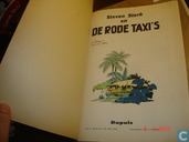 Comic Books - Benny Breakiron - De rode taxi's