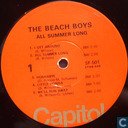 Vinyl records and CDs - Beach Boys, The - All Summer Long