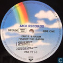 Vinyl records and CDs - Eric B. & Rakim - Follow the leader