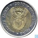 South Africa 5 rand 2010