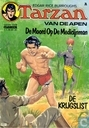 Comic Books - Tarzan of the Apes - De moord op de medicijnman + De krijgslist