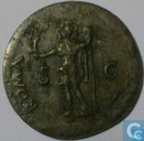 Roman Empire Sestertius of the Emperor Vespasian 71 A.D.