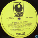 Disques vinyl et CD - Martha Reeves & The Vandellas - Dancing in the Street