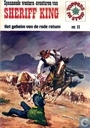 Comic Books - Sheriff King - Het geheim van de rode rotsen