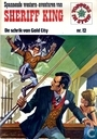 Bandes dessinées - Sheriff King - De schrik van Gold City