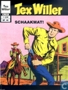Bandes dessinées - Tex Willer - Schaakmat!