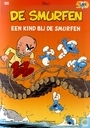 Comic Books - Smurfs, The - Een kind bij de Smurfen