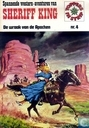 Comic Books - Sheriff King - De wraak van de Apachen