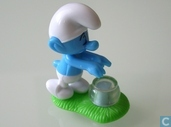 Sleepwalking Smurf