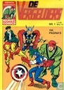 Comic Books - Avengers, The [Marvel] - De Vergelders 1