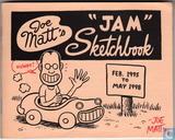 "Joe Matt's ""Jam"" Sketchbook"
