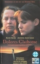 DVD / Video / Blu-ray - VHS video tape - Dolores Claiborne