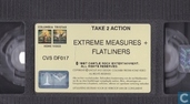 DVD / Video / Blu-ray - VHS videoband - Extreme Measures + Flatliners