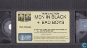 DVD / Vidéo / Blu-ray - VHS - Men in Black + Bad Boys